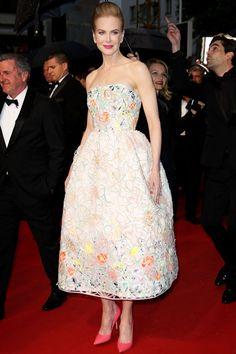 Nicole Kidman in Dior @ Cannes 2013