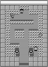Cerulean Gym 1st Generation