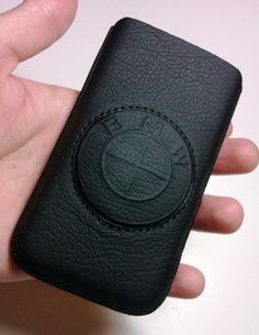 Leather pnone case...