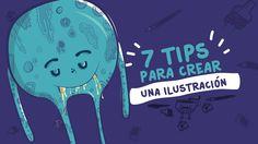 7 Tips para crear una ilustración más app-Andreaga