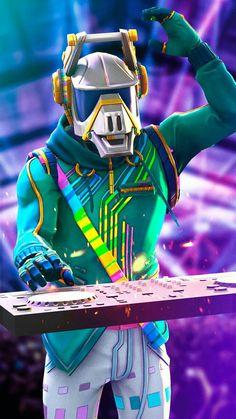 Epic Games Fortnite, Love Games, Music Wallpaper, Cool Wallpaper, Supreme Iphone Wallpaper, Epic Fortnite, Best Gaming Wallpapers, Battle Royale, Fanart