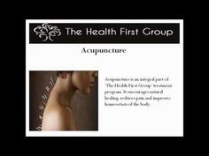 The Health First Group: Wellness Massage Therapy Clinic in Mississauga www.thehealthfirstgroup.com