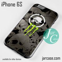 Beau Monster Energy Metal Mulisha Phone Case For IPhone 6/6S/6 Plus/6S