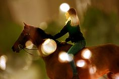 very cool photo...equine love