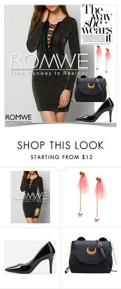 """Romwe"" by kiveric-damira ❤ liked on Polyvore"