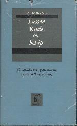 W. den Bower. Tussen Kade en Schip. 12 studien over geschiedenis en wereldbeschouwing.Te koop via www.marktplaats.nl, vraagprijs 5 euro.
