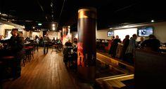 Studioravintola Paksu - Outo paikka. Maukas baarisafka meets fine dining kellarissa. 5.1.2013