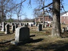Olive Branch Baptist Church Cemetery  Durham County  North Carolina  USA