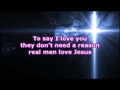 Michael Ray - Real Men Love Jesus (Lyrics)