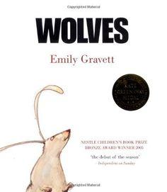 Wolves by Emily Gravett, http://www.amazon.co.uk/dp/1405053623/ref=cm_sw_r_pi_dp_ZYahrb1B5X5E9