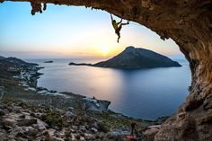 Climbing in Kalymnos - Αναρριχητικός τουρισμός και στη Λακωνία;