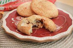 Caramel Apple Snickerdoodles | Bluebonnets & Brownies