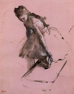 by Degas