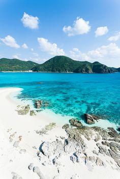 Kerama Islands, Tokashiki Island, Okinawa, Japan