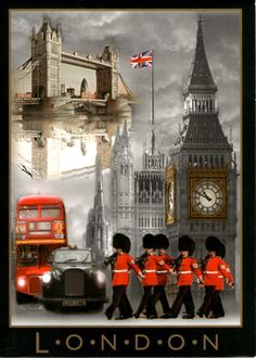 I've always dreamed of going to England again!