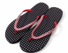 Check out NEW Red White Blue #TommyHilfiger Women Summer #FlipFlops Beach #Sandals #Slippers