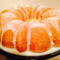 Apricot Nectar Cake I - Allrecipes.com