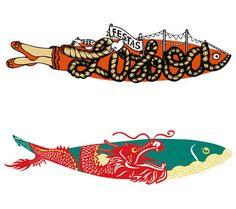 Design de Sardinhas | Festas de Lisboa 2012 #13