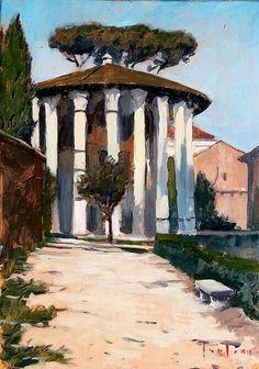 Tempio di Ercole. Rome