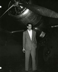 """I'm not a paranoid deranged millionaire. Goddamnit, I'm a billionaire."" - Howard Hughes"