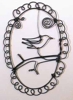 Wire Drawings 2012