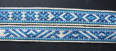 Sami Band-9 thread patterns by mountainweaver, via Flickr