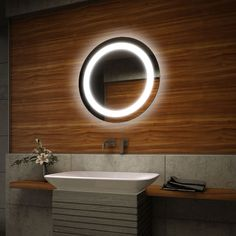 LED Bathroom Mirror Manufacturers Suppliers China Factory Hotel Backlit Vanity Mirror