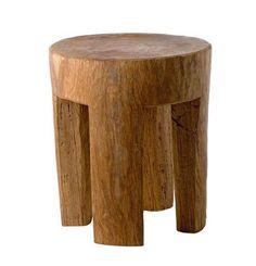 little handmade stool