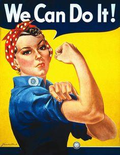 Happy Weltfrauentag Mädels!