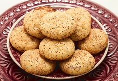 Snickerdoodles-fahéjas keksz Sweet Recipes, Snack Recipes, Snacks, Cookie Desserts, Pavlova, Confectionery, Cake Cookies, Cupcakes, Biscuits
