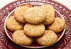 Snickerdoodles-fahéjas keksz Sweet Recipes, Snack Recipes, Snacks, Cake Cookies, Cupcakes, Pavlova, Cookie Desserts, Confectionery, Winter Food