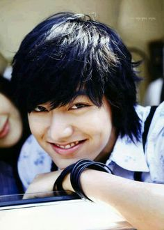 Lee min ho, such a nice smile