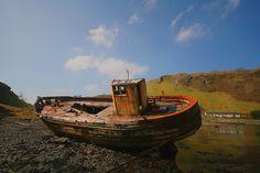 https://flic.kr/p/8KGU7z   Kerrera fishing boat wreck   Kerrera fishing boat wreck