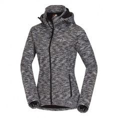 NORTHFINDER dámská softshellová bunda s kapucí LILU Softshell, Trekking, Motorcycle Jacket, Hoodies, Sweaters, Jackets, Fashion, Down Jackets, Moda