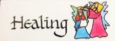 Angel Card - Healing