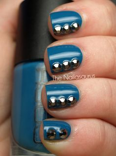 Studded Nails = Amazing