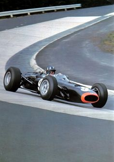 Jim Clark in Nurburgring