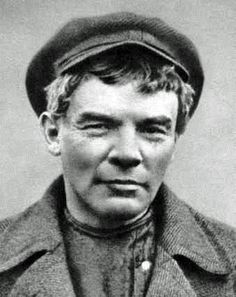 1917. Lenin without his goatee