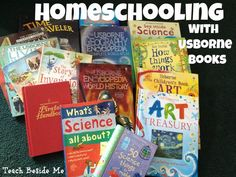 I have been slowly (for years) building a really great, high quality library in our home. Homeschooling has made me think more about the quality of books we choose to purchase. A few years back, a friend of mine had an Usborne Books party that I attended. I was so impressed with so very many …