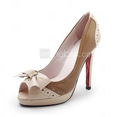 Love these. Don't have a single thing in my closet to go with it though.