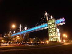 Skybridge in Davenport