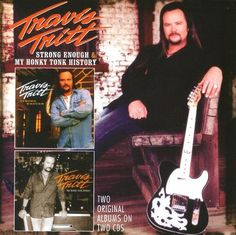 Strong Enough/My Honky Tonk History [CD]