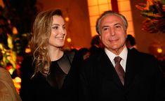 Marcela tem 32 anos e Temer, 75. De outro casamento, Michel tem três filhas de 47, 45 e 43 anos