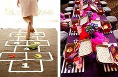 idées pour occuper les enfants à un mariage