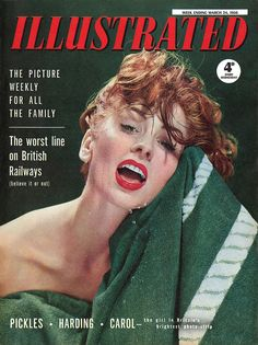 Suzy Parker, March 24th, 1956.  Click on the photo and learn more about her. Dorian Leigh, Suzy Parker, Vintage Fashion Photography, Other Woman, Sisters, March, Collage, Walls, Glamour