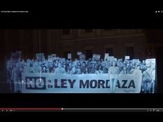 No Somos Delito -Holograms for Freedom- Case - YouTube