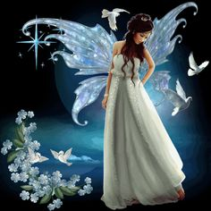 christmas fairy pictures and quotes | Have a Magical Day My Fairy Sister ♥ - yorkshire_rose Fan Art ...