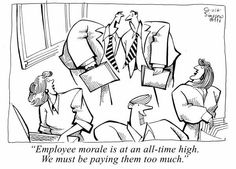 Maintaining Employee Morale