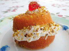 f0a27d9c6006ceba1f7abf1e31453aea8b733e72 Greek Sweets, Greek Desserts, Greek Recipes, No Bake Desserts, Sweets Recipes, Cake Recipes, Cooking Recipes, Sweet Pie, Sweets Cake