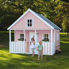1000 images about amazing playhouses on pinterest play for Wooden wendy house ideas
